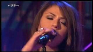 Enrique Iglesias and Gabriella Cilmi -  Takin'  back my love live