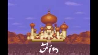 Aladdin (SNES/GBA) Credits