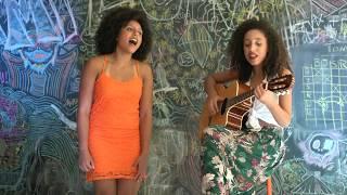 Menina Dança (Cover) - Duo Amanas