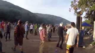 Psy Trance party in israel מסיבת טבע 2014
