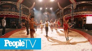 'Come Alive' With The Greatest Showman: 360 Rehearsal With Hugh Jackman, Zac Efron & More | PeopleTV