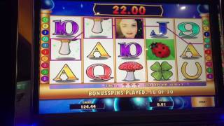 (Armatic) Lovely lady bonus 45 spins £2 stake