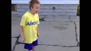This Kid is On Crack