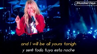 Lady Gaga - The cure (Live) // Inglés Español