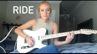 """Ride"" by Twenty One Pilots 