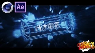 FREE SYNC Intro Template # 331 ¦ Cinema 4D ⁄ After Effects Template