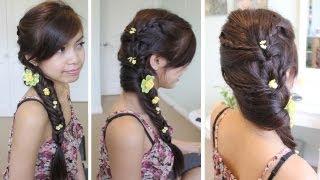 Peinados Con Trenzas Cabello Corto Cuidar De Tu Belleza