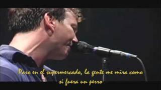 Pearl Jam live at  the garden - lukin (subtitulado)
