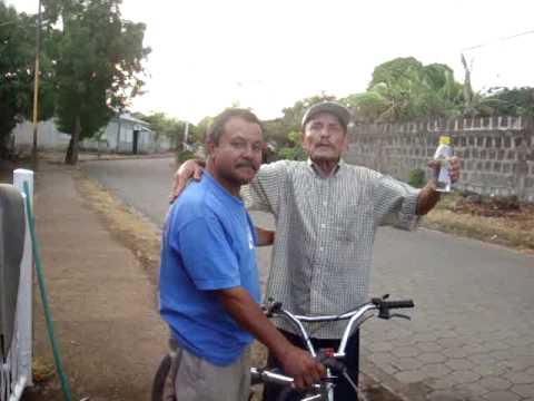 En La calle de Nandaime