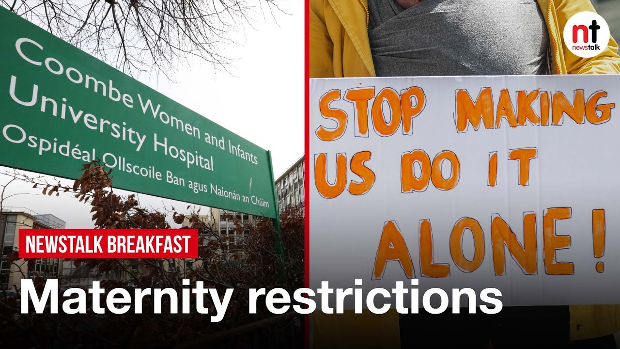 Maternity Restrictions: Woman spent Hours in Labour Outside Hospital Doors