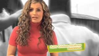 Aura Cristina Geithner con Global Humanitaria Apadrina