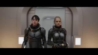 Valerian a město tisíce planet, HD trailer, cz dabing