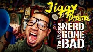 Pa'l Barrio - Jiggy Drama Feat Slow Mike [Nerd Gone Bad Mixtape]