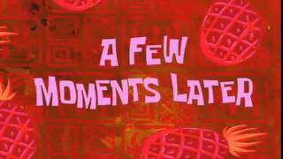 A FEW MOMENTS LATER HD spongebob sound effect || fun tube