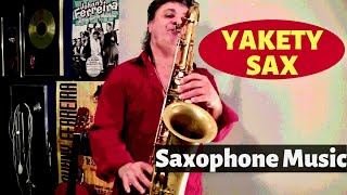 Yakety Sax - Saxophone Music and Backing Track by Johnny Ferreira