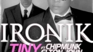 Ironik - tiny Dancer Feat. Chipmunk and Elton John (Official)