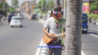 Wong Edan Kuwi Bebas - Sodiq Monata