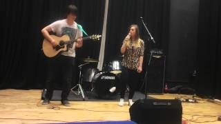 Melissa Bradshaw - Who's David (Busted Cover)