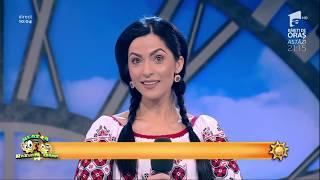 Raluca Burcea  - Trandafir înrourat (Neatza cu Razvan si Dani)