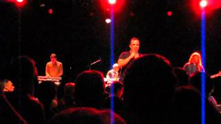Future Islands - Before the Bridge San Sebastian 26/10/2014