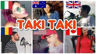 Who Sang It Better: Taki Taki ( US ,UK ,Canada ,Italy ,Australia ,Romania)