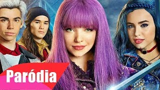 "Descendentes 2: ""It's Going Down"" (Paródia/Redublagem)"