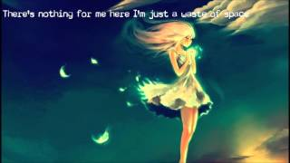 Nightcore - Her last words [lyrics]
