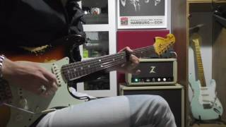 """Procol Harum - """"A whiter shade of pale"""" - Guitar cover by Ron Gabay"""