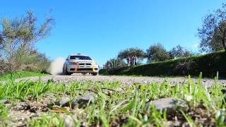 Race Car Drive By - FREE Stock Footage
