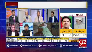 Special Transmission 2:00 PM | By-Election 2018 Pakistan | 14 Oct 2018 | 92NewsHD