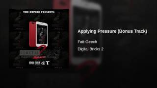 Applying Pressure (Bonus Track)