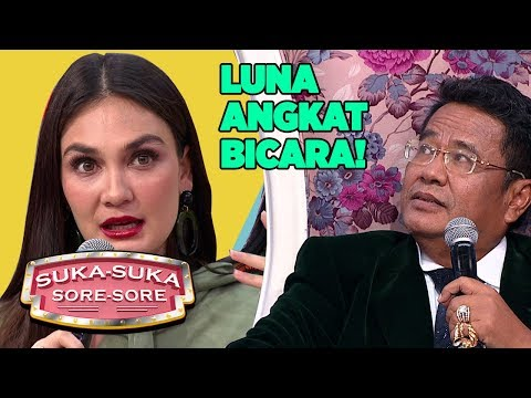 Download Video Dipancing Hotman Paris, Luna Maya Jawab Kapan Putus Dari Reino - Suka Suka Sore (11/3)