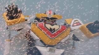 Megaranger - Don't Stop! MegaSilver