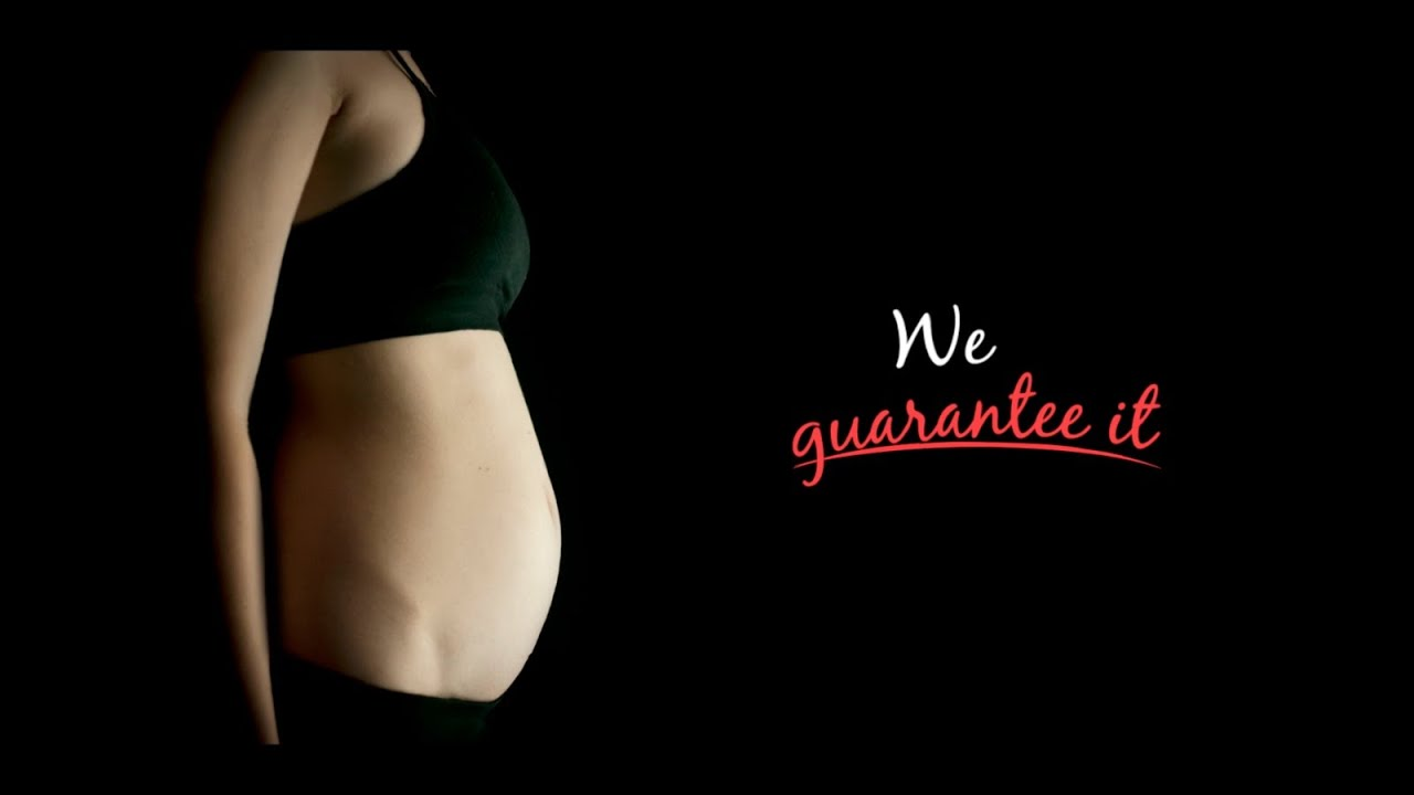 We guarantee your pregnancy. Instituto Bernabeu