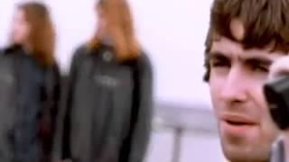 Oasis - Fade Away (Music Video)