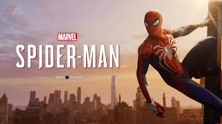 SPIDER-MAN PS4 - START SCREEN THEME MUSIC