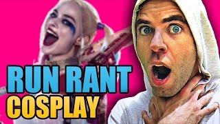 RUN RANT: Cosplay