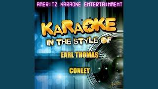 Chance of Lovin' You (Karaoke Version)
