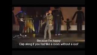 """Happy"" Live - Evin Martin of 21:03"