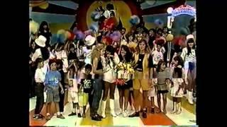 MARA MARAVILHA  -  ANIVERSÁRIO SBT - A PATOTINHA  -  ELIANA - KÁTIA ROMÃO - MÔNICA TONIOLO -