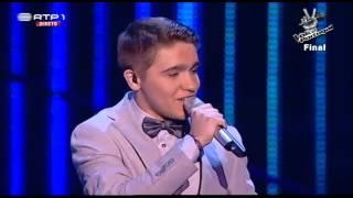 "Nuno Ribeiro e Mickael Carreira - ""Porque ainda te amo"" - Final - The Voice Portugal"