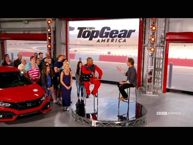 Top Gear America | Xzibit Tackles the Track | Sundays @ 8/7c on BBC America