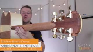 Cole Clark Angel CCAN2E-HSBB Ltd Ed   Big Music Shop