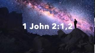 "1 John 2:1,2 ""The Path of Grace"" Devotional Verses"
