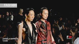 DANIELA BARROS - FLYING SOLO SS 2020 New York - Fashion Channel