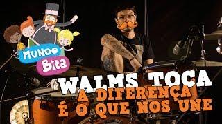 Walms Toca: A Diferença é o Que nos Une (Bita e o Corpo Humano)