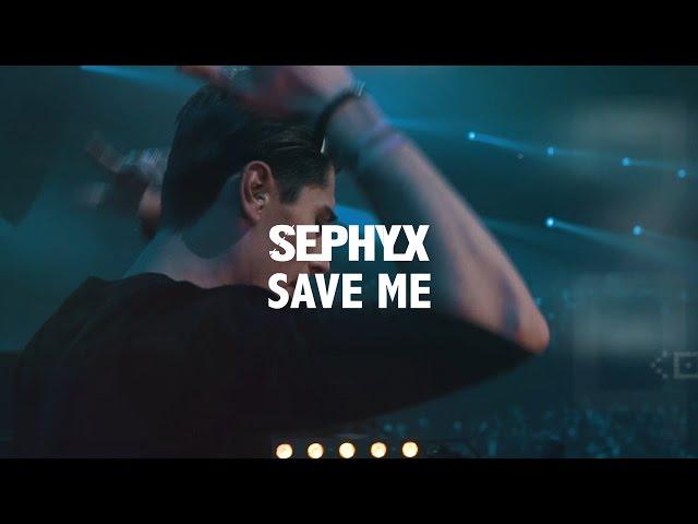 """Videoclip oficial de la canción """"Save Me"""" de Sephyx."""