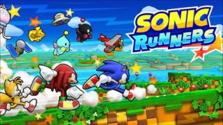 Sonic Runners Music - Fantasy Zone Event ~Opa-Opa! (Remix Ver.)~