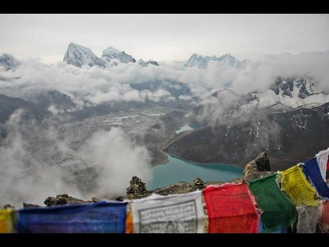 Everest Base Camp & Gokyo lakes complete trek, Nepal HD 1080p