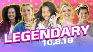 Legendary Music Video Sneak Peek | Disney Channel